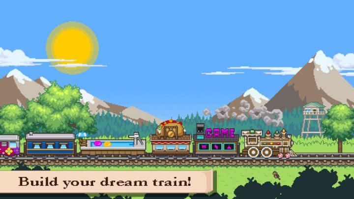 دانلود Tiny Rails 2.9.29 بازی سرگرم کننده ریل های کوچک اندروید + مود