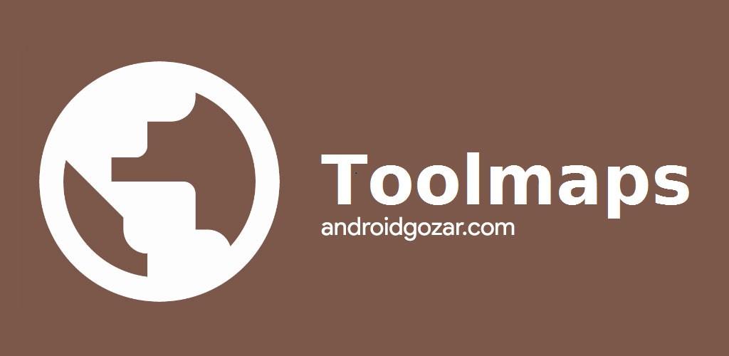 دانلود Tools for Google Maps 4.35 برنامه ابزارهای گوگل مپ اندروید
