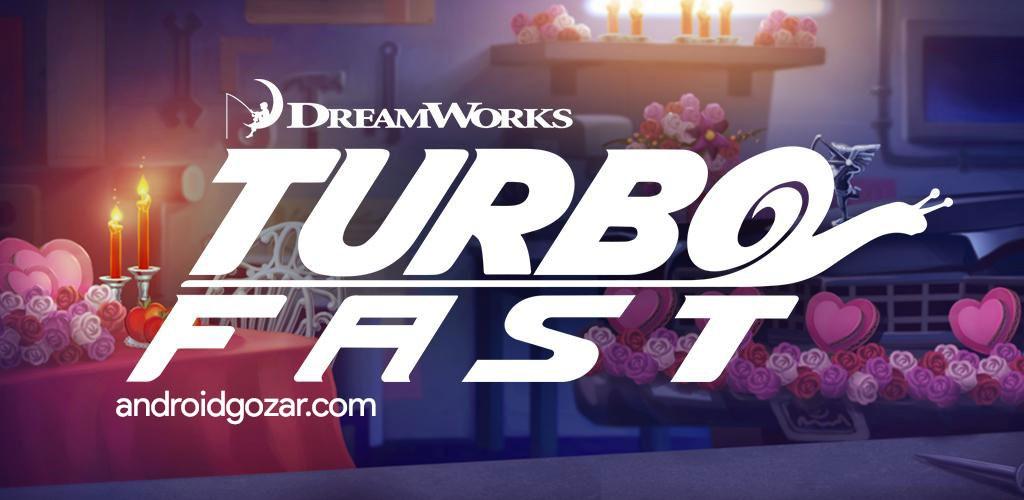 Turbo FAST 2.1.20 دانلود بازی مسابقه حلزون ها اندروید + مود