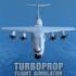 دانلود Turboprop Flight Simulator 3D 1.23 – بازی شبیه ساز پرواز توربوپراپ اندروید + مود