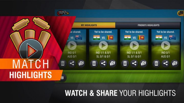 World Cricket Championship 2 2.8.2.3 دانلود بازی کریکت واقعی اندروید + مود + دیتا