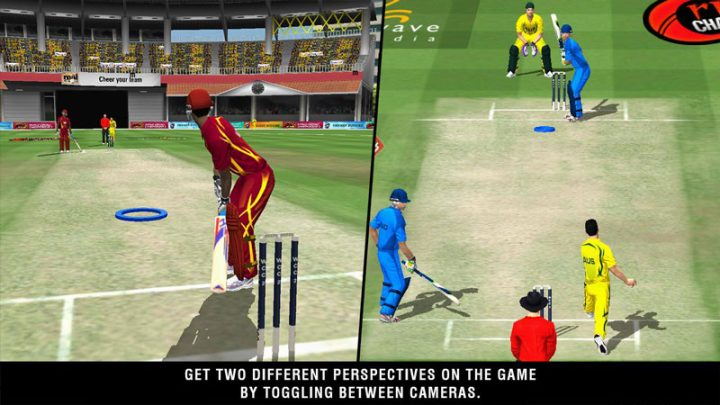 World Cricket Championship 2 2.8.6 دانلود بازی کریکت واقعی اندروید + مود