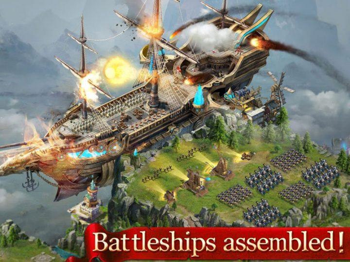 دانلود Age of Kings 3.6.0 بازی عصر پادشاهان اندروید
