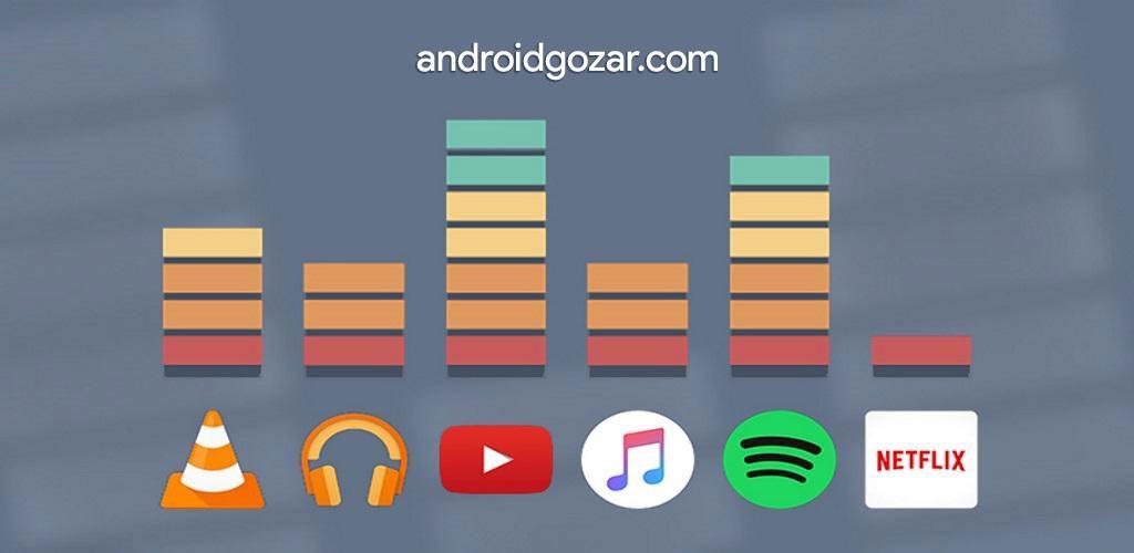 دانلود App Volume Control Pro 2.17 – کنترل صدا برنامه ها اندروید
