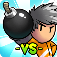 Bomber Friends 3.18 دانلود بازی اکشن دوستان بمب انداز اندروید + مود