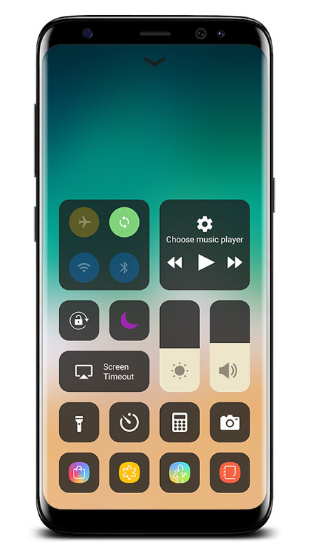 Download Control Center IOS 13 Pro 2.9.9 iPhone control center for Android