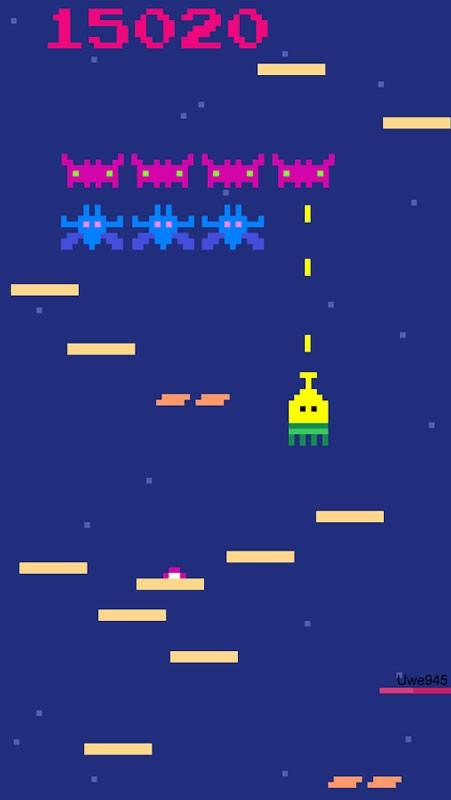 Doodle Jump 3.11.1 دانلود بازی اعتیادآور دودل جامپ اندروید + مود