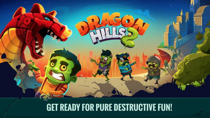 Dragon Hills 2 1.1.4 دانلود بازی اکشن تپه های اژدها 2 اندروید + مود