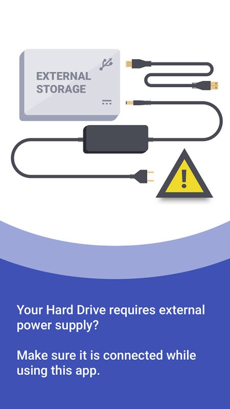 Microsoft exFAT/NTFS for USB by Paragon Software FULL 3.1.6.2 دانلود نرم افزار اندروید