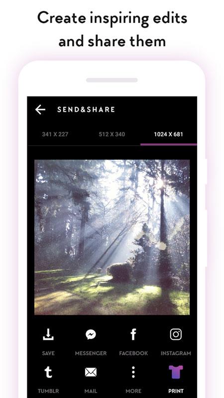 Filterloop Pro Full 2.4.1 دانلود دوربین و ویرایش عکس حرفه ای اندروید