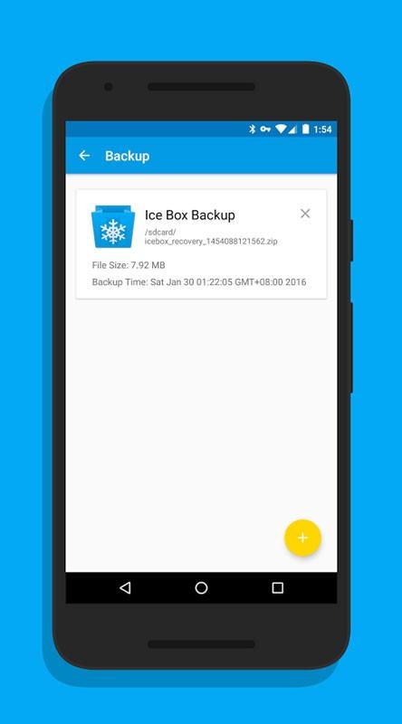 Ice Box Pro – Apps freezer 3.9.5 Final دانلود فریز برنامه بدون روت