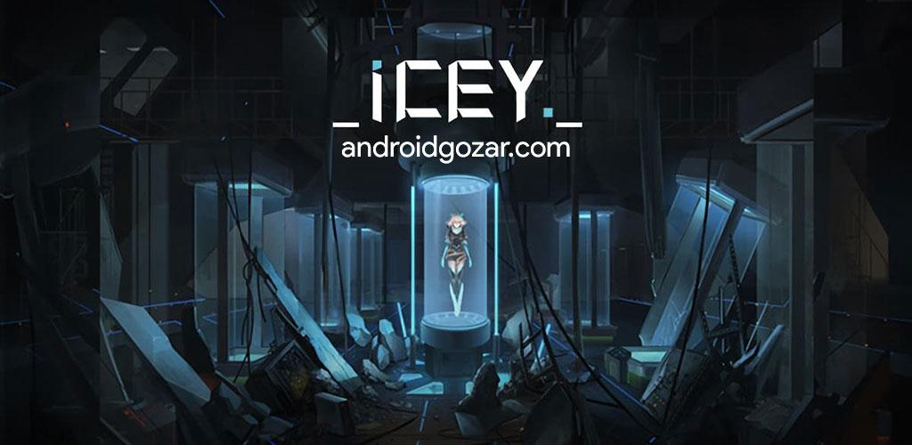 ICEY 1.1.1 دانلود بازی اکشن فوق العاده و بی نظیر آی سی اندروید + مود + دیتا