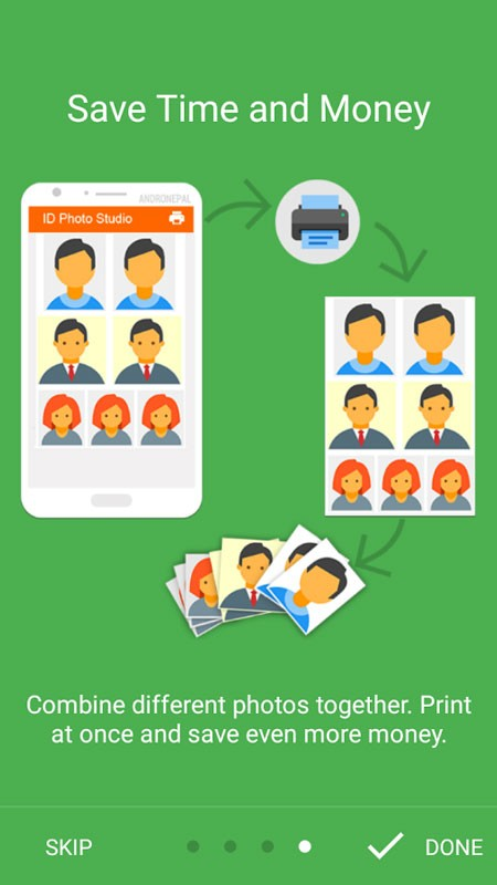 ID Passport Photo Maker Premium 5.4.3 دانلود برنامه عکس پرسنلی اندروید