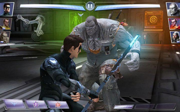 دانلود Injustice: Gods Among Us 3.4 بازی بی عدالتی: خدایان در میان ما اندروید + مود