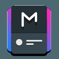 Material Notification Shade Pro 11.12 شخصی سازی نوار اعلان اندروید