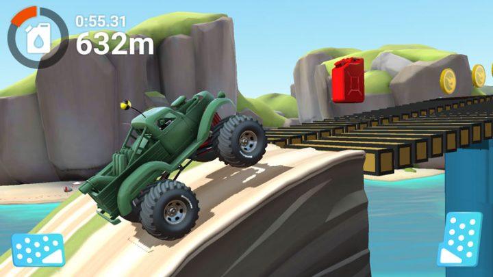 دانلود MMX Hill Dash 2 5.01.11727 – بازی تپه نوردی 2 اندروید + مود