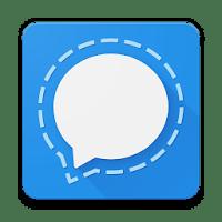 Signal Private Messenger 4.13.0 دانلود پیام رسان بسیار امن سیگنال اندروید