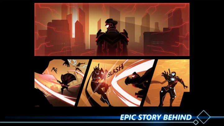 دانلود Overdrive – Ninja Shadow Revenge 1.7.5 بازی انتقام نینجا اندروید + مود
