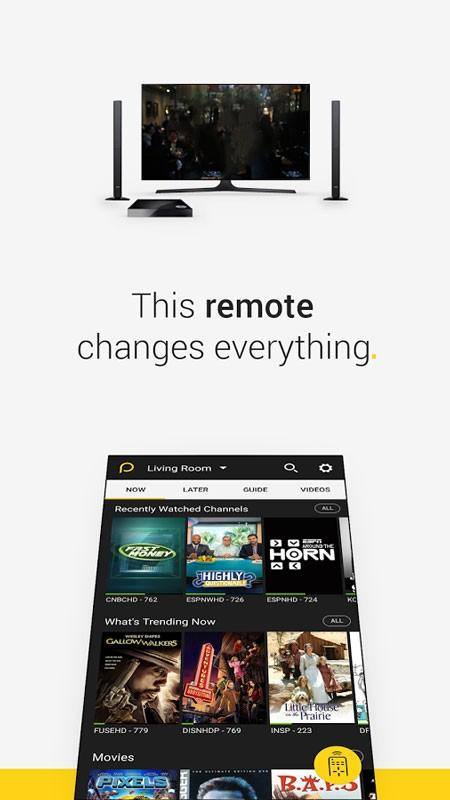 Peel Remote Pro 10.7.5.2 دانلود ریموت کنترل از راه دور برای اندروید