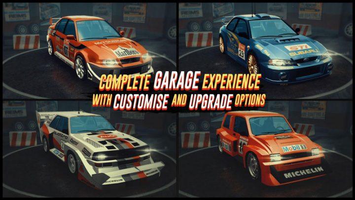 Rally Racer EVO 1.23 دانلود بازی رالی با گرافیک بالا اندروید + مود