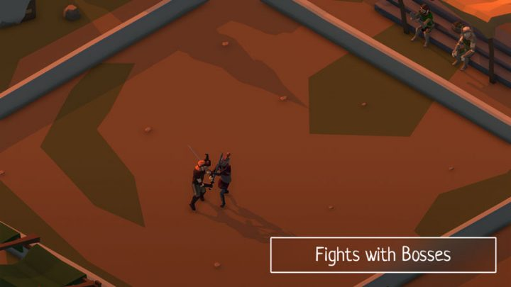Slash of Sword – Arena and Fights 1.2 دانلود بازی زخم شمشیر اندروید + مود