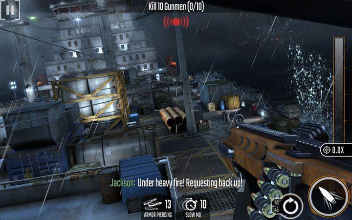 Sniper Strike 4.501 دانلود بازی اکشن عملیات ویژه اندروید + مود