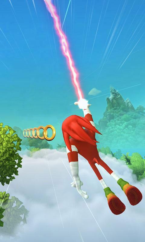 دانلود Sonic Dash 2: Sonic Boom 2.5.0 بازی سونیک دش 2 اندروید + مود