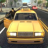 Taxi Simulator 2018 1.0.0 دانلود بازی شبیه ساز تاکسی اندروید + مود