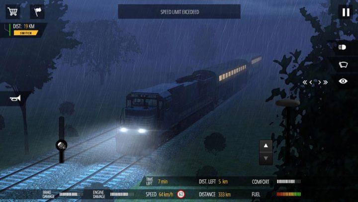 Train Simulator PRO 2018 1.3.7 دانلود بازی شبیه ساز قطار اندروید + مود + دیتا