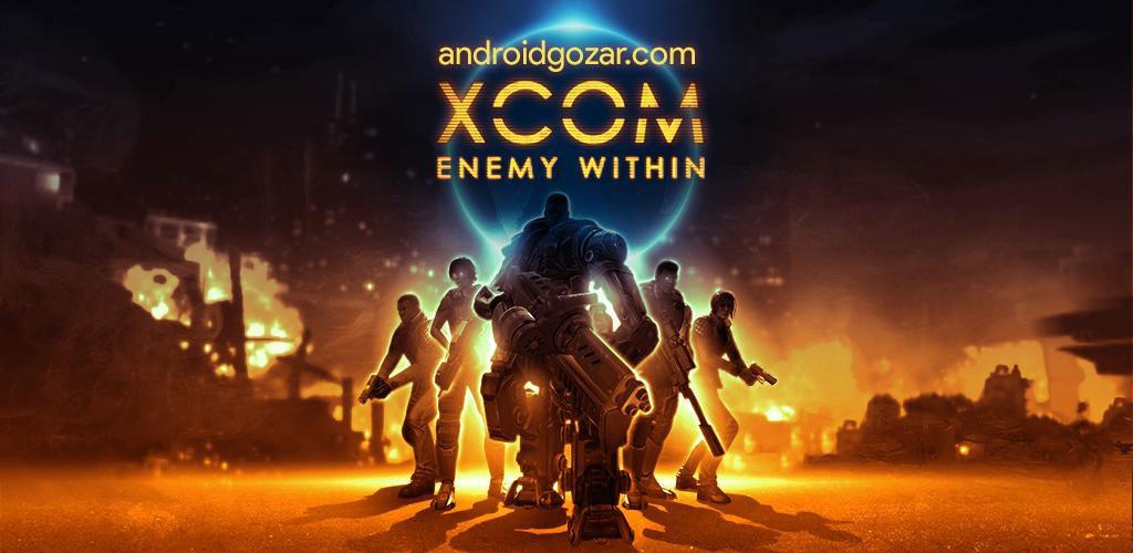 XCOM: Enemy Within 1.7.0 دانلود بازی اکشن دشمن درون اندروید + مود + دیتا