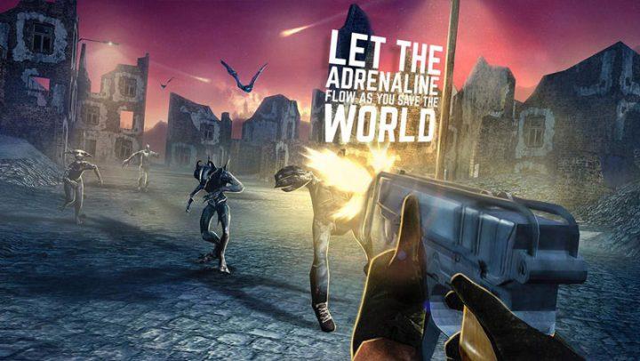 ZOMBIE Beyond Terror 1.70 دانلود بازی اکشن فراتر از وحشت اندروید + مود