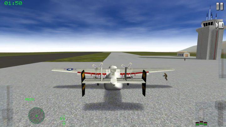 Air Navy Fighters 3.0.1 دانلود بازی شبیه ساز هواپیما جنگنده اندروید + مود