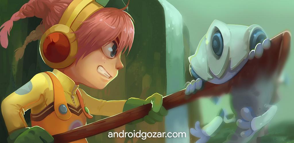 Ankora 1.3.9 دانلود بازی ماجراجویی آنکورا اندروید + مود