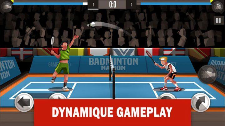 Badminton League 3.53.3936 دانلود بازی لیگ بدمینتون اندروید + مود