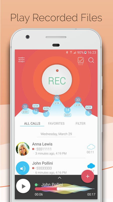 callBOX Premium 5.5 دانلود نرم افزار ضبط تماس خودکار و مخفی اندروید