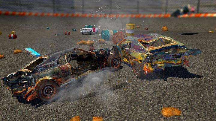 Derby Destruction Simulator 3.0.6 دانلود بازی شبیه ساز تصادف ماشین اندروید + مود