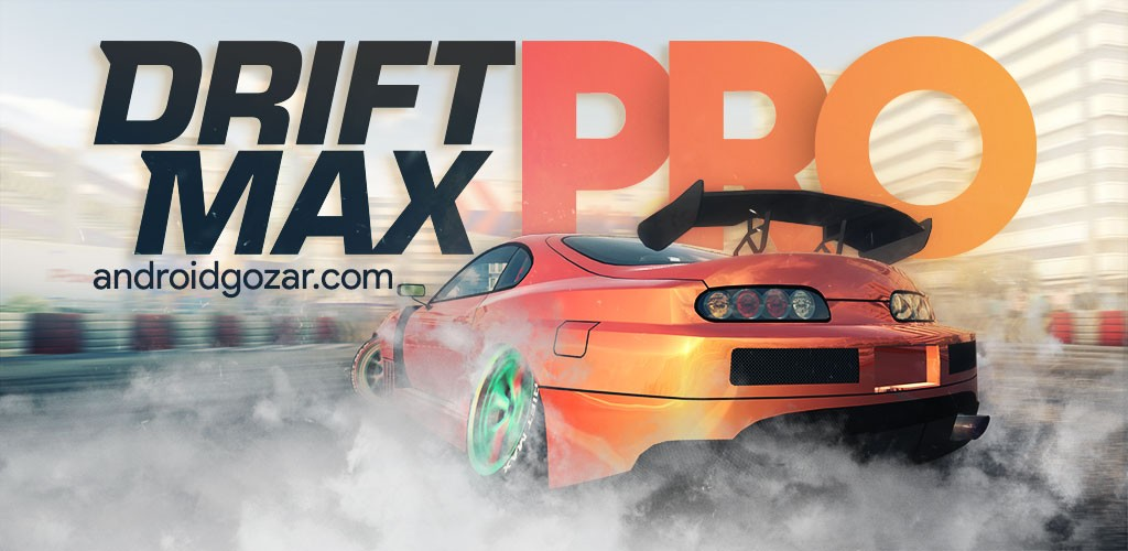 Drift Max Pro – Car Drifting Game 1.2.8 دانلود بازی دریفت ماشین اندروید + مود + دیتا