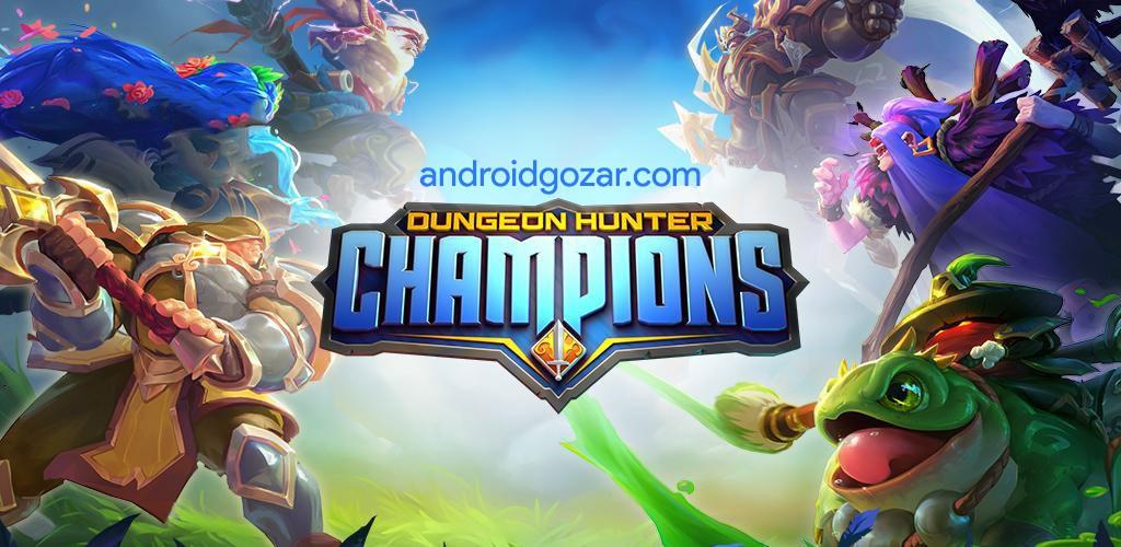 Dungeon Hunter Champions 1.4.57 دانلود بازی قهرمانان شکارچی سیاه چال اندروید