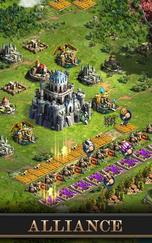 Glory Road 2.5.25 دانلود بازی استراتژی مسیر افتخار اندروید