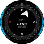 GPS Compass Navigator Pro 2.20.11 دانلود مسیریاب قطب نما GPS اندروید