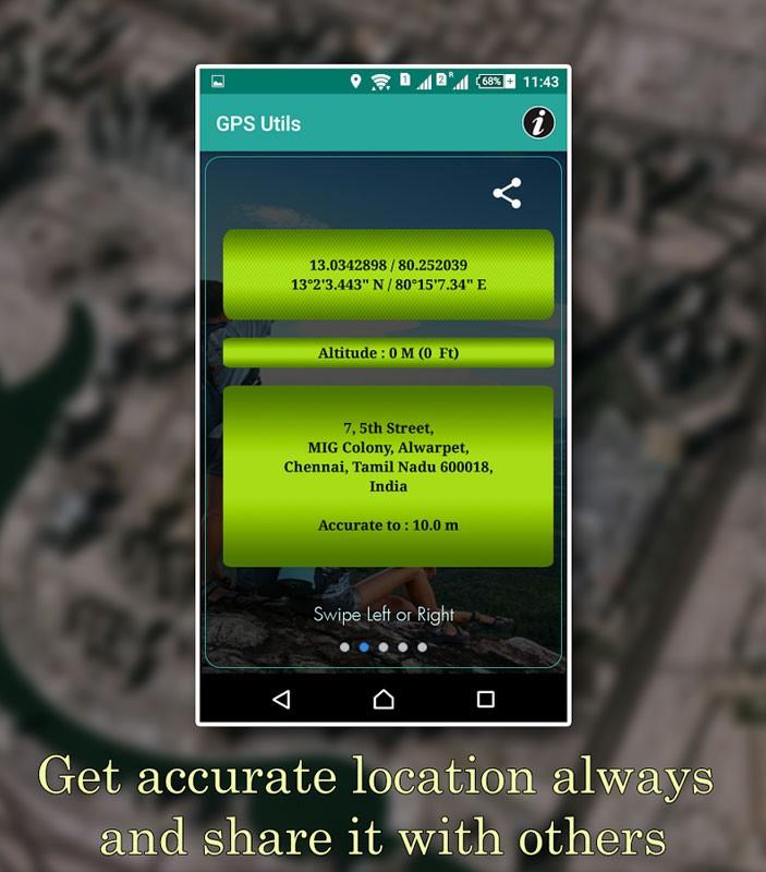 GPS Tools Pro 2.8.9.8 دانلود نرم افزار ابزار جی پی اس اندروید