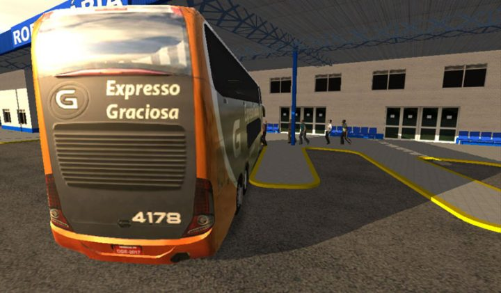 Heavy Bus Simulator 1.084 دانلود بازی شبیه ساز اتوبوس اندروید + مود + دیتا