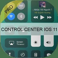 iControl – Control Center style OS 11 Phone X Pro 1.0 دانلود کنترل سنتر آیفون اندروید