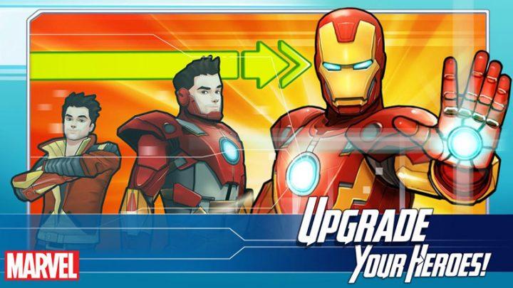 MARVEL Avengers Academy 2.13.0 دانلود بازی آکادمی انتقام جویان اندروید + مود