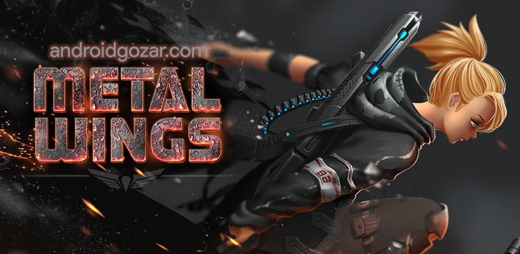Metal Wings: Elite Force 6.3 دانلود بازی اکشن نیروی خبره اندروید + مود