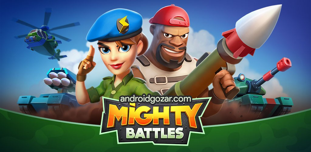 Mighty Battles 1.6.2 دانلود بازی استراتژیک جنگ های بزرگ اندروید