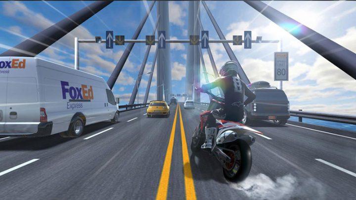 دانلود Motorcycle Rider 2.3.5009 بازی موتور سواری اندروید + مود
