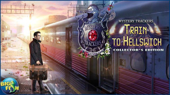 دانلود Mystery Trackers: Train to Hellswich 1.0.0 بازی اندروید + مود + دیتا