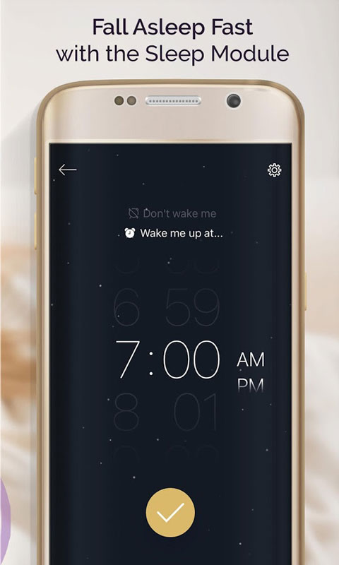 دانلود Pzizz – Sleep, Nap, Focus Pro 4.9.17 برنامه خوابیدن سریع اندروید