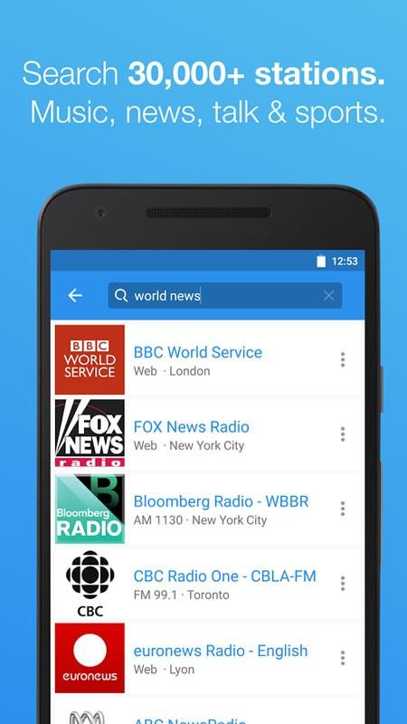 Simple Radio Premium 2.5.1 دانلود نرم افزار رادیو اندروید